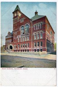 Roxbury, Mass, High School