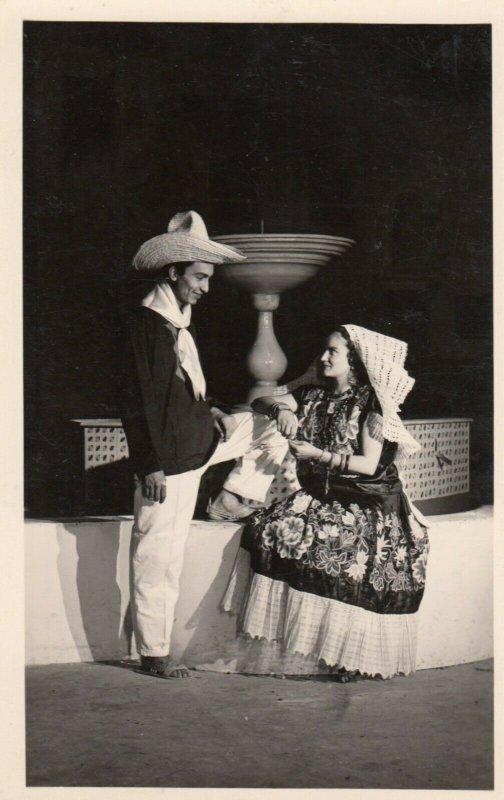 RP: Exposicion Del Folklure Y Turmiso Mexicano - BRUSSELS 1953