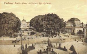 Germany Wiesbaden Kurhaus Hoftheater 02.70