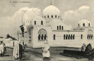 algeria, ALGER, La Medersa, Madrasa, Islamic School, Islam (1910s)
