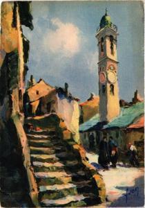 CPA CORSE Corte- L'Eglise. (711530)