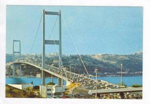 Istanbul ve Guzellikleri Bridge - TURKIYE / Turkey, 60-70s