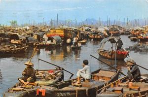 Hong Kong Floating Population  Floating Population