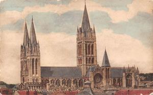 Truro Cathedral South Side Dom Cattedrale 1926