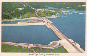 Kentucky Gilbertsville Ducks Eye View Of Kentucky Dam