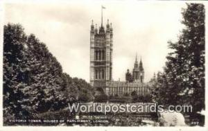 United Kingdom, UK, England, Great Britain Victoria Tower, Houses of Parliame...