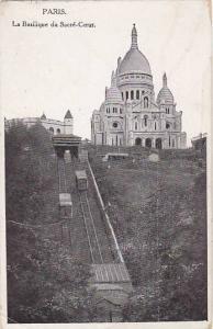 Paris , France , 00-10s ; La Basilique du Sacre-Coeur