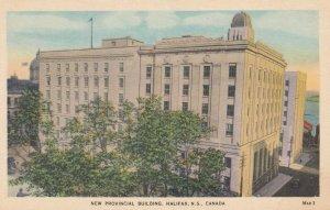 HALIFAX, Nova Scotia, Canada, 1900-1910's; New Provincial Buildings