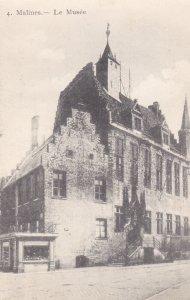 Le Musee, Malines (Antwerp), Belgium, 1900-1910s