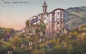 Italy Locarno Madonna del Sasso 1920