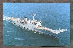 dc75 - US Navy 1970s USS Boulder LST-1190 Tank Landing Ship