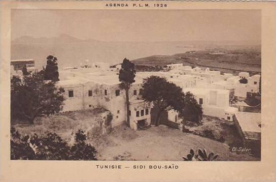 Tunisia Sidi Bou-Said 1930
