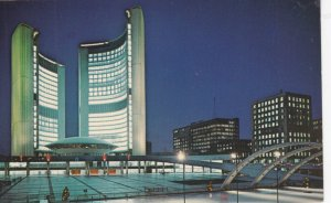 TORONTO , Ontario , 1950-60s ; New City Hall