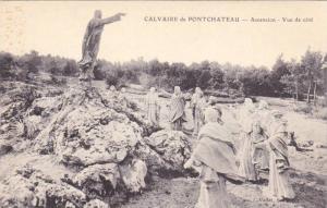 Calvaire De Pontchâteau, Ascension, Vue De Cote, France, 1900-1910s