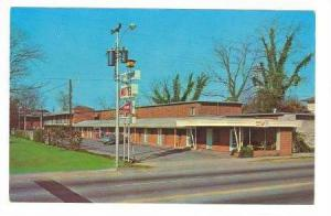 Sexton's Uptown Motel, Florence, South Carolina, 1940-1960s