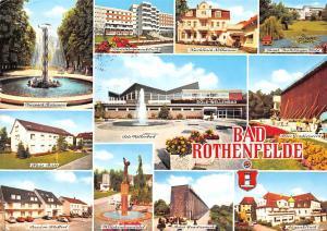 Bad Rothenfelde multiviews Kurpark Brunnen Sole Wellenbad Pension Gradierwerk