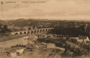 CPA Luxembourg, Pfaffenthal, Clausen et Fetschenhof (30593)