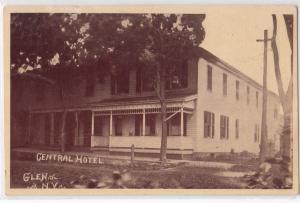 Central Hotel, Glen NY