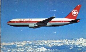 AIR CANADA...a Boeing 767 1980s