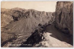 RPPC, Fish Hill, Apache Trail AZ