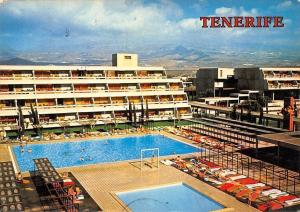 Spain Costa del Silencio (Tenerife) Urbanizacion Maravilla Swimming Pool