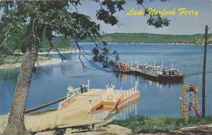 Arkansas Lake Norfork Ferry