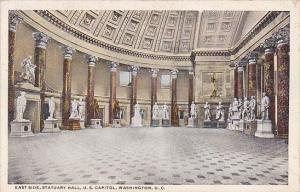 East Side Statuary Hall U S Capitol Washington DC