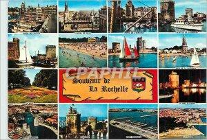 Modern Postcard La Rochelle (Ms. Ch)