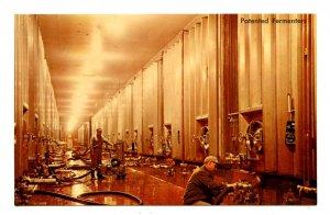 NJ - Newark. Anheuser-Busch Brewing Co., Interior View