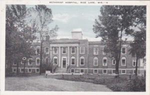 Wisconsin Rice Lake Methodist Hospital