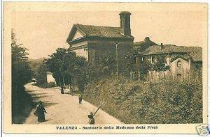 07443  CARTOLINA d'Epoca: VALENZA - Alessandria Piemonte