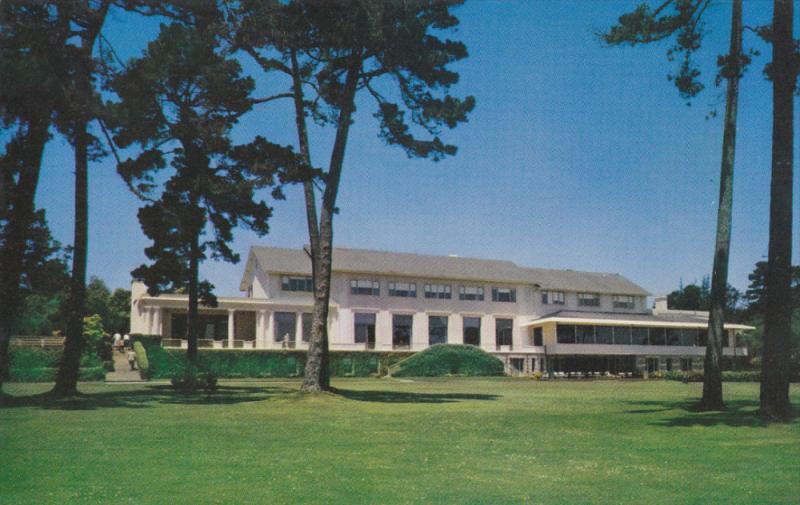 Oceanside Del Monte Lodge Pebble Beach Golf Course Monterey Peninsula Cal