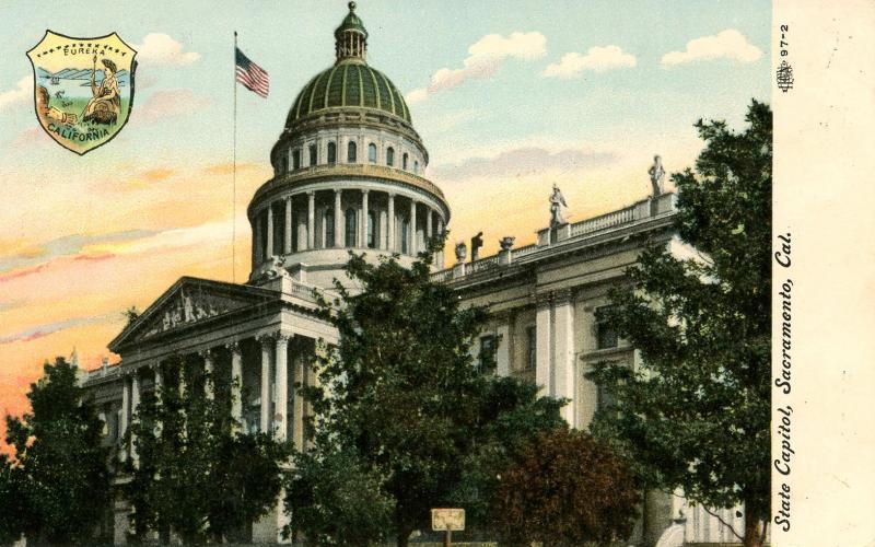 CA - Sacramento. State Capitol