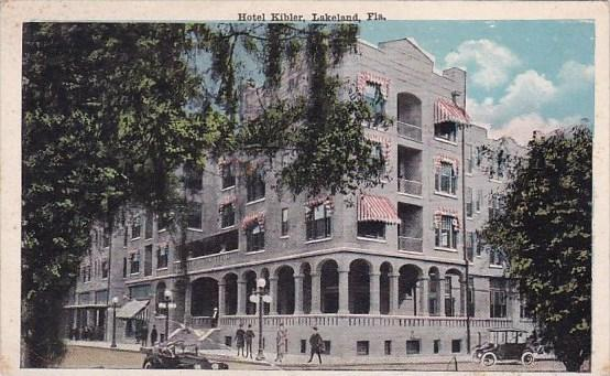 Florida Lakeland Hotel Kibler
