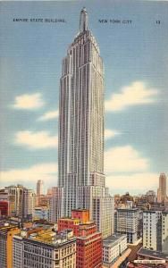 12326   New York City 1940's    Empire State Building