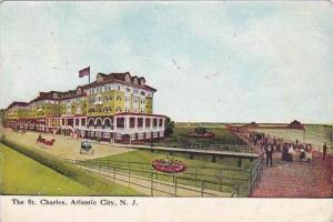 New Jersey Atlantic City The Saint Charles 1915