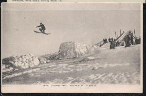 Alaska colour Ski Jumping, Nome used