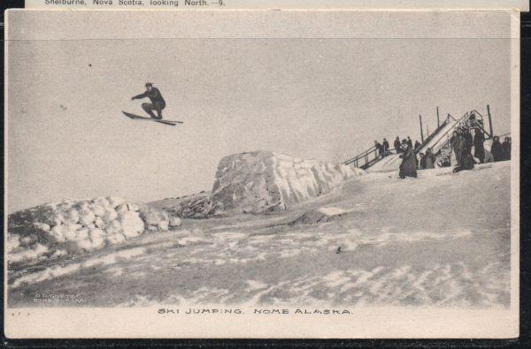 Alaska colour Ski Jumping, Nome used