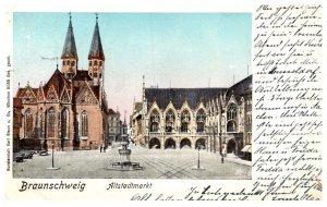 Germany Braunsefweg   Altsadtmarkt
