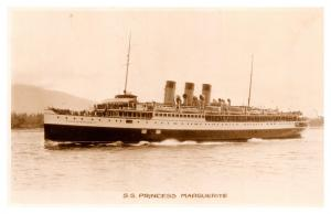 S.S. Princess Marguerite ,  C.P.S.S. Line , RPC