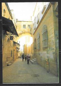 Jerusalem, Via Dolorosa, Archway, unused
