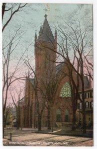 Portland, Me, St. Dominic Church