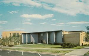 GREENVILLE , South Carolina , 1950-60s ; Fie Arts Bldg , Bob Jones University