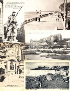 SEINE-MARITIME (Dep 76) Haute-Normandie 1300 Cartes France 1900-1940