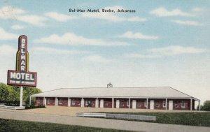 BEEBE , Arkansas, 1930-40s ; Bel-Mar Motel