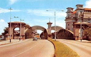 Singapore Anderson Bridge  Anderson Bridge