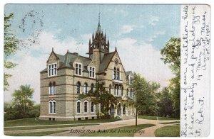 Amherst, Mass, Walker Hall, Amherst College