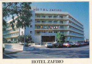 Spain Almeria Roquetas De Mar Hotel Zafiro