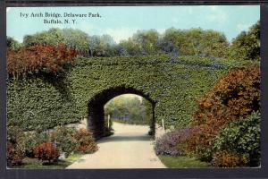 Ivy Arch Bridge,Delaware Park,Buffalo,NY
