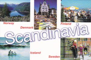 Advertising Scandinavia Dream Vacation Finnair Icelandair Finland